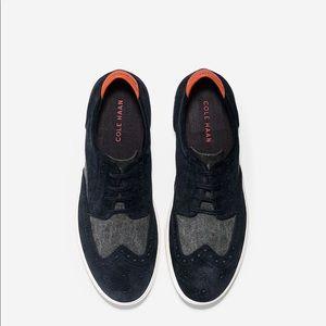 Cole Haan Joshua Sneaker Wing Oxford